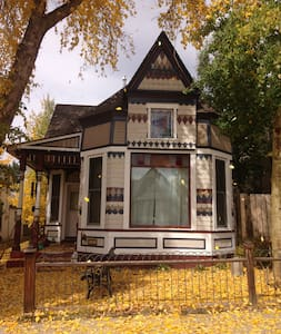 Charming downtown Victorian 9th St. - Leadville - Σπίτι
