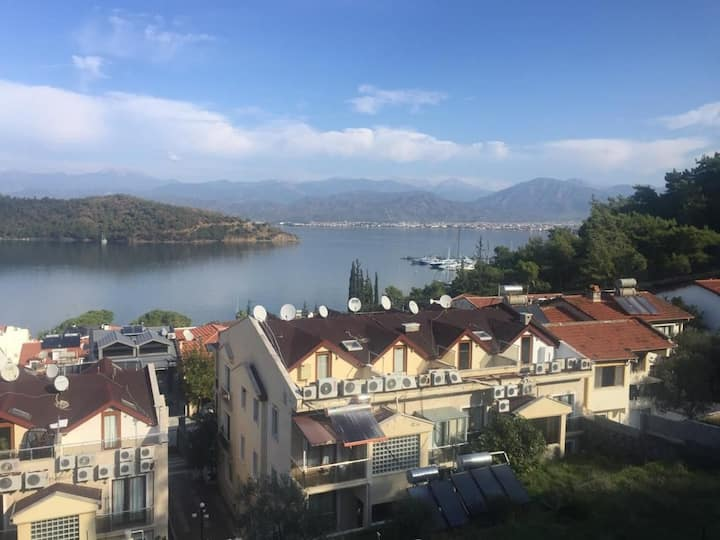 Best view in Fethiye - Apartment