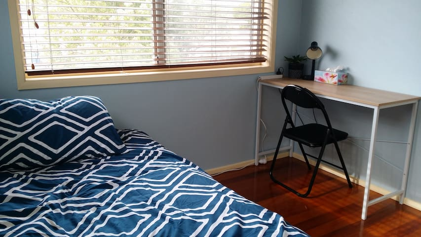 Clean Single Room Close To Everything - Sunnybank - Hus