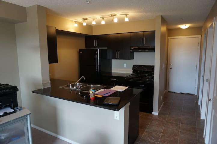 Beautiful Brand New Two Bed Room Condo
