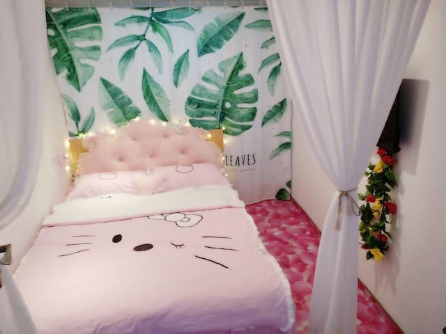 南京路步行街外滩人民广场超级特价大床房
