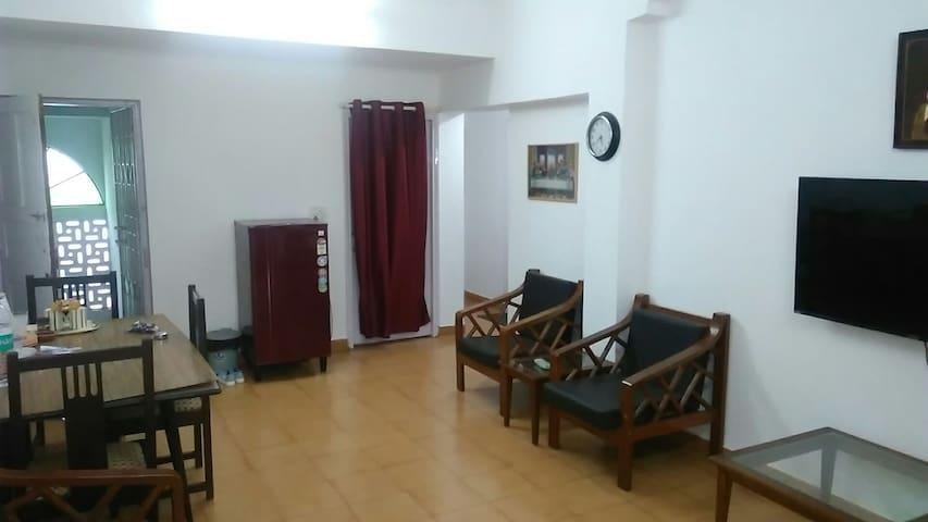 Furnished single bedroom Calangute - Calangute - Apartment