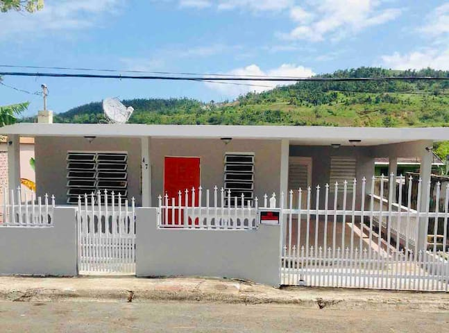 Close to culebra ferry port, rainforest, & bio bay
