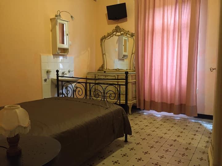 Hotel Villa Gentile - Double room outside bathroom