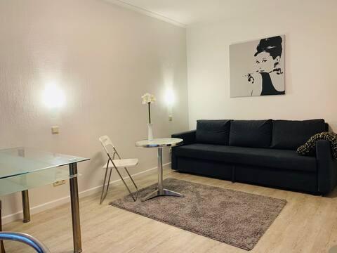 1-Zimmer-Appartement am Kurfürstendamm