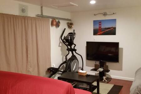 Cozy In-Law Studio Close to SFO - South San Francisco - House
