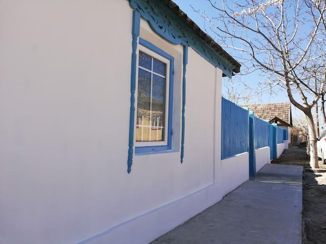 Old Fisherman's House Jurilovca