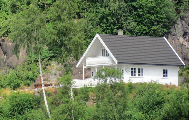Holiday cottage with 3 bedrooms on 95m² in Fister