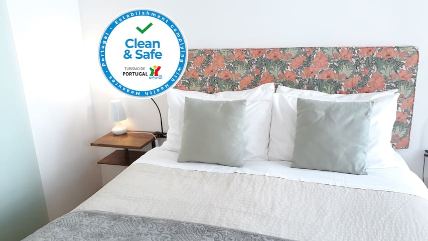 Double Room - Calçada Guesthouse, Bed & Breakfast