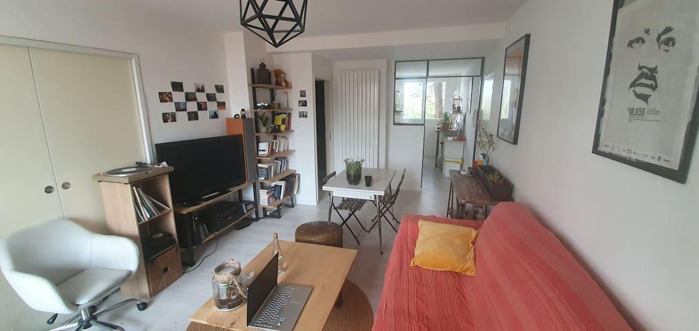 Appartement moderne en bord d'Erdre