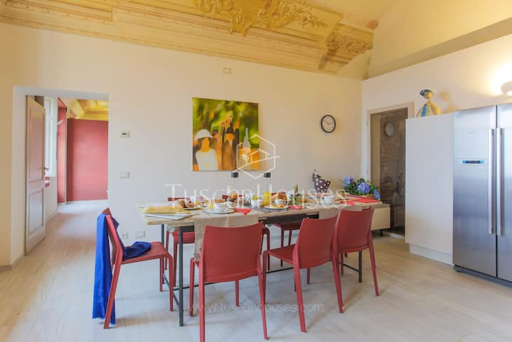 CA' DE VINI flats with swimming pool and gym , NEBBIOLO with shared pool and shared gym