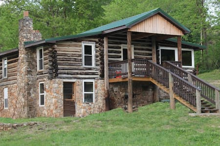 For Old Times Sake Log Cabin on the Meramec