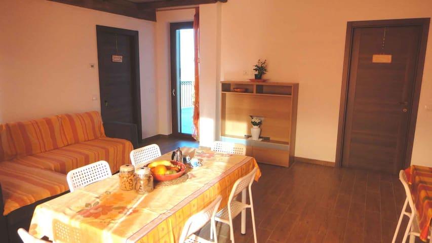Appartamento a 4 km dal MARE di RICCIONE e MISANO - Misano Monte