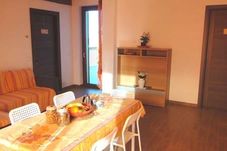 Appartamento a 4 km dal MARE di RICCIONE e MISANO - Misano Monte - Huoneisto