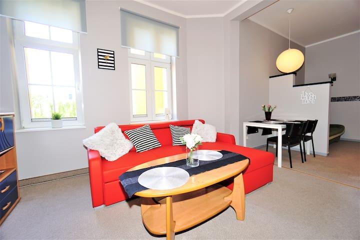 Silent Apartment