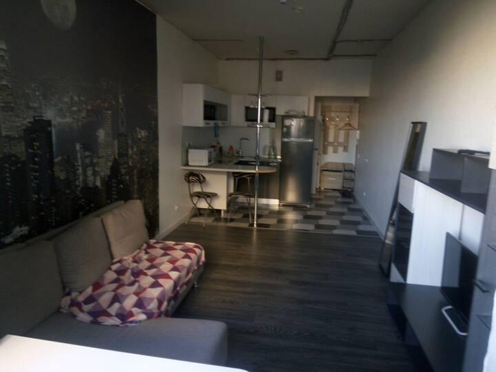 Квартира-студия 29 м.кв.