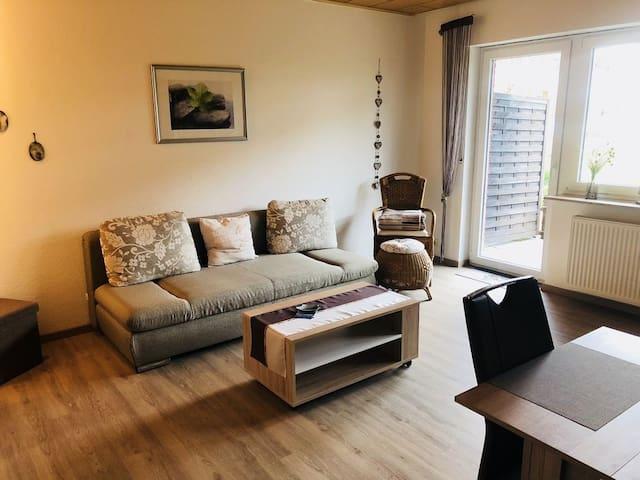 Kleine Wohnung im Haus Juist in Dornumersiel
