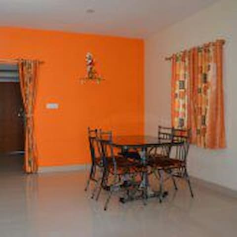 Ryan Villa - Ground floor 2 BHK - Goa - House