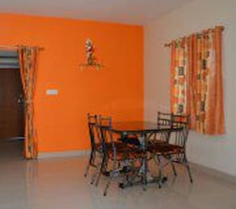Ryan Villa - Ground floor 2 BHK - Goa - Casa