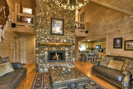 Hidden Bear Lodge - Cabin