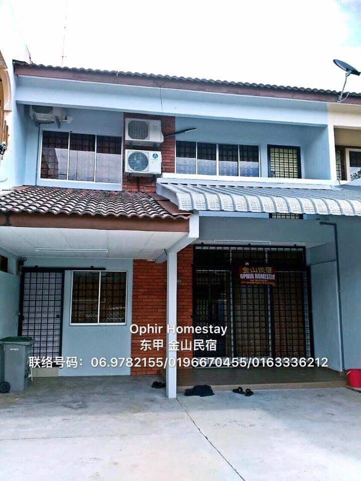 Haus 25 Homestay Tangkak