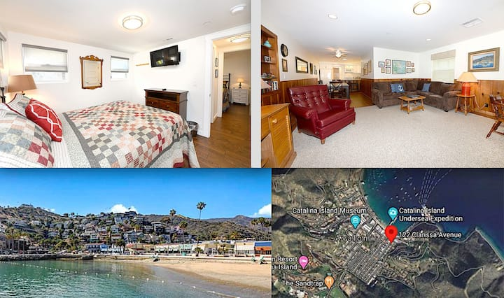 Beautiful Newly Upgraded 4BD/3BA!*Closest to Beach