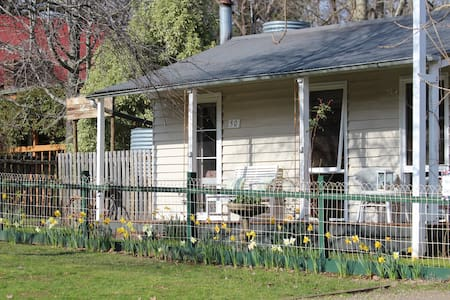 Thelma Stewart's Mill House - Jamieson - Huis
