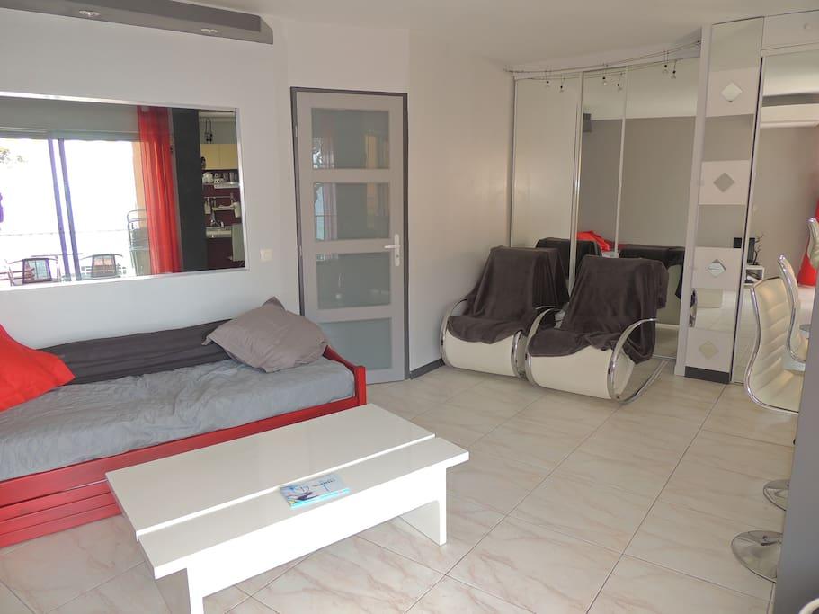 Appartement spacieux et de standing