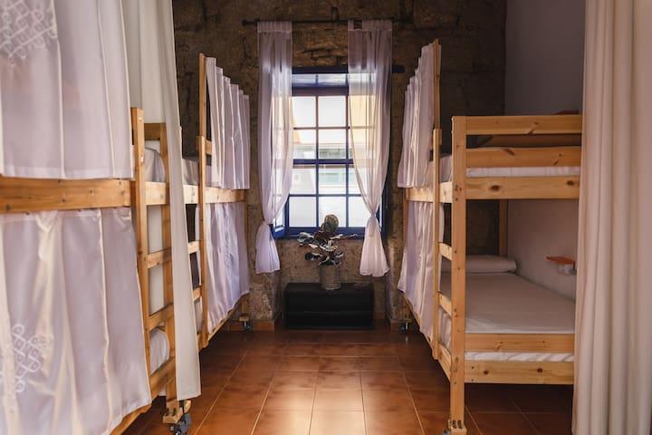 Habitación privada de 1 a 4 personas Ikigai