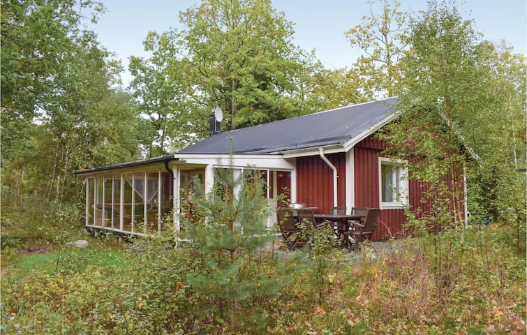 Holiday cottage with 2 bedrooms on 72m² in Västra torup
