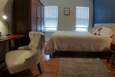 Davis/Porter/Armory: spacious, comfortable bedroom