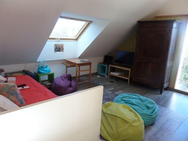 Chambre au calme, entre mer et campagne - Saint-Gildas-de-Rhuys