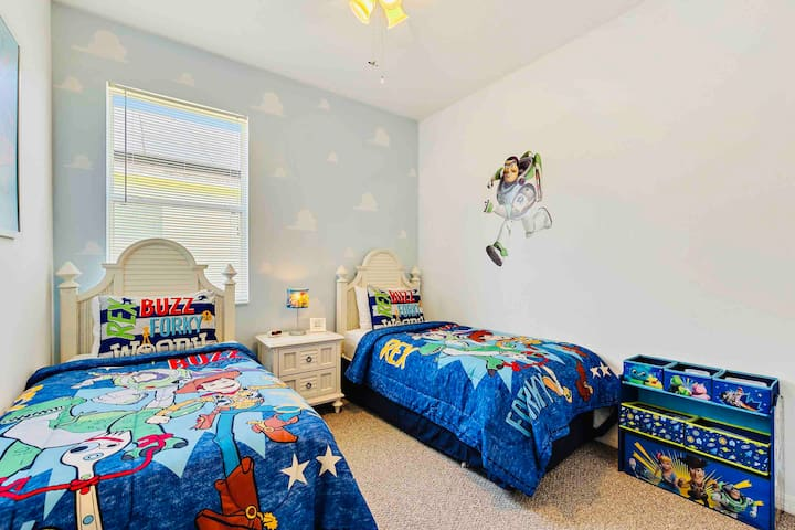 Toy Story 4 Room