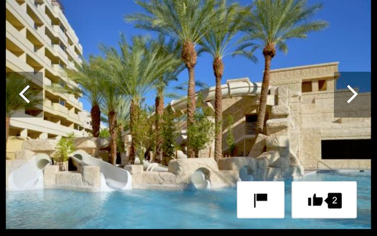 LUXURY LIVING@ CANCUN RESORT LAS VEGAS!