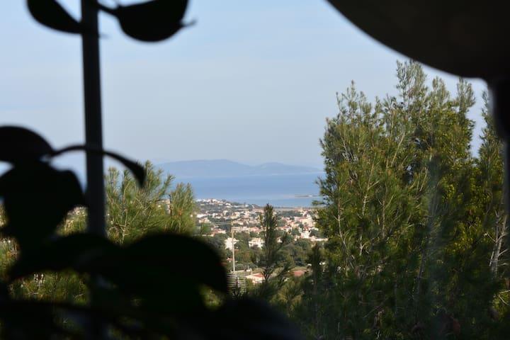 Dream View near the sea 2 - Agia Kiriaki - บ้าน