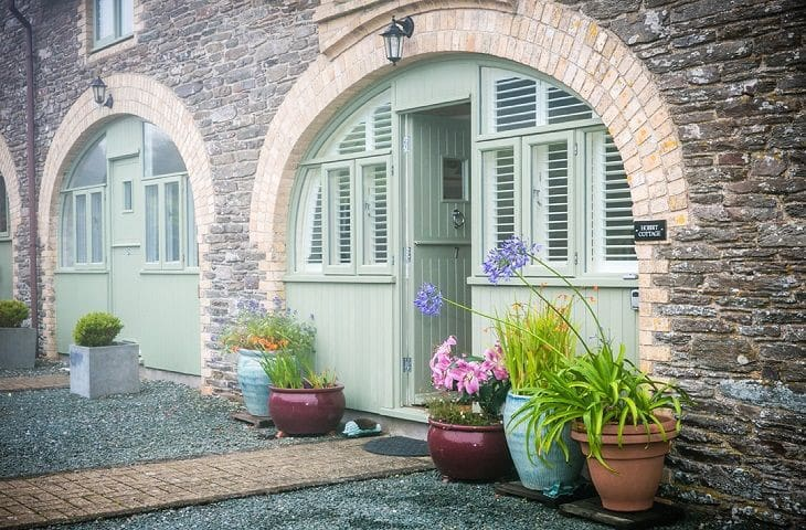 Hobbit Cottage - Noss Mayo - Dom