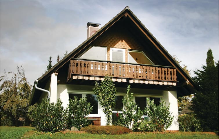 Holiday cottage with 4 bedrooms on 96 m² in Oberaula OT Hausen
