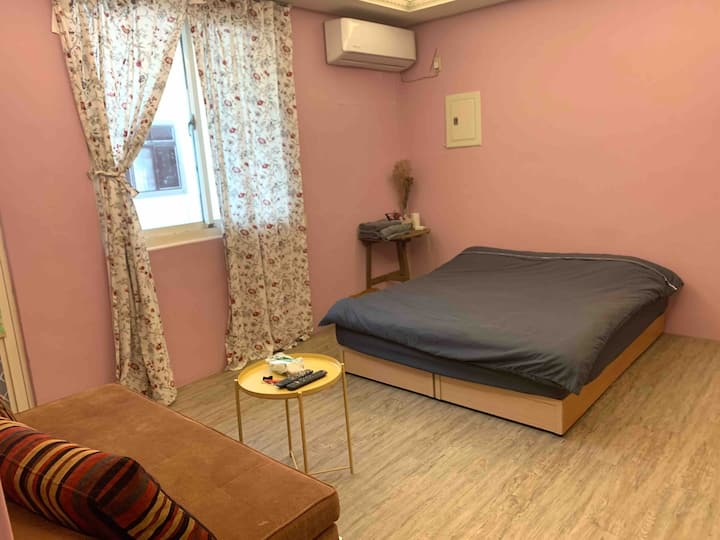 4Cats_Private Double room_HsinChuCity