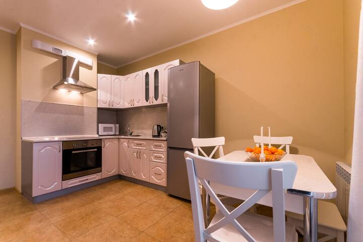 Уютные, светлые апартаменты для небольшой семьи