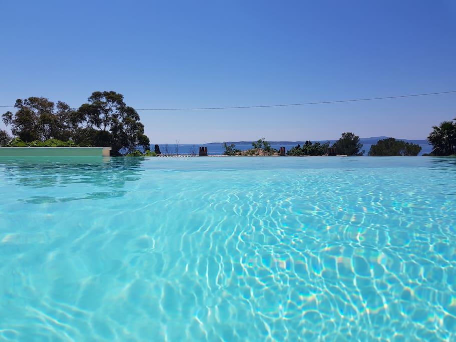 Villa Reva Golfe St Trop Les Issambres Marinette