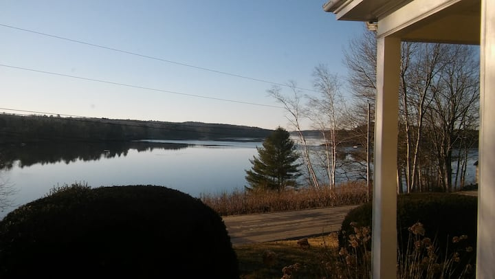 Apartment on the Sheepscot River