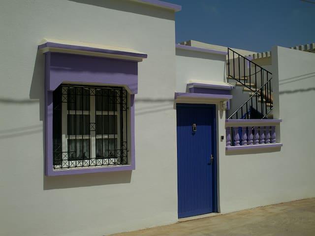 Maison Tiznit bord de mer proche d'agadir - Tiznit - Huis