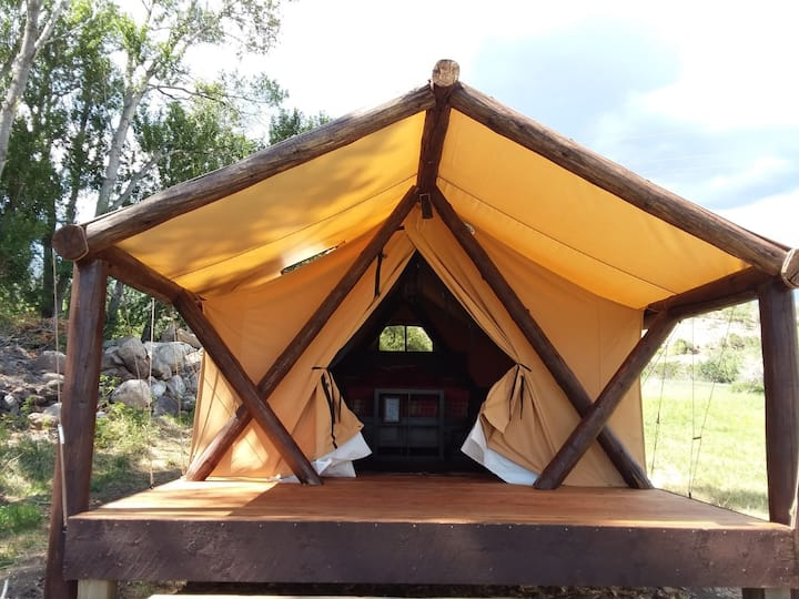 Taylors Gridiron Romantic Glamping Tent
