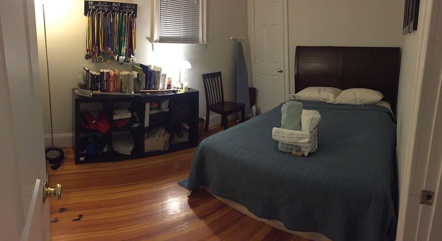 Quiet room in Union Sq, Somerville