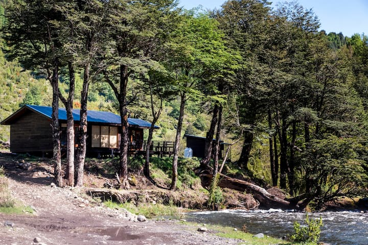 Cabañas Los Huemules Malalcahuello - Chile