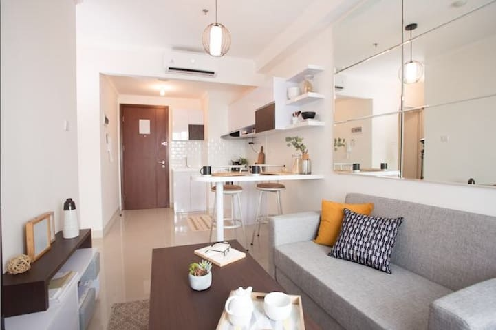 1 bedroom apartment in Cawang, Jakarta