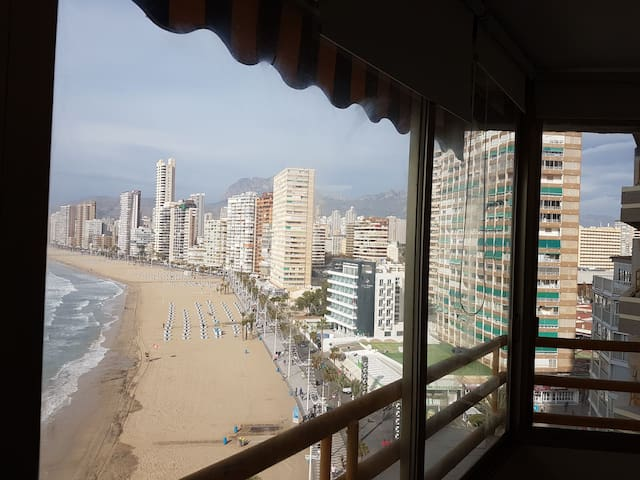 super appartement op de boulevard - Benidorm - Appartamento