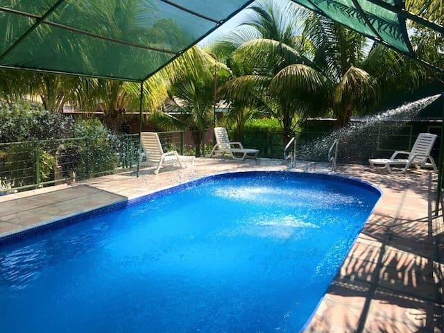 Villa Adelina #1 - Uvita - Cabana