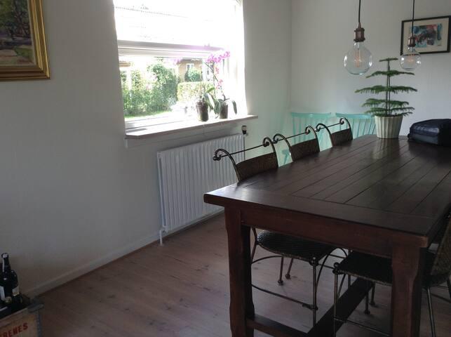 Dejligt lyst hus med god plads til storfamilien