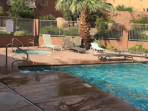JUST LIKE HOME, AFFORDABLE, POOL, SHOPPING, GOLF